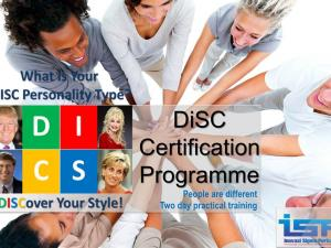 Disc Software